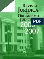 Revista Jurídica 2006-2007