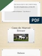 Casa de Marcel Breuer