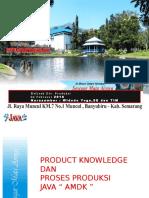 Refresh Div Produksi 2016