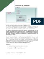 Diagramas de Implementación Imprimir