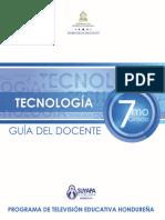 7grado Tecnologia GUIA DEL DOCENTE