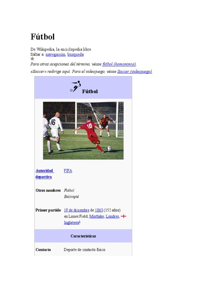 Botas de fútbol Wikipedia, la enciclopedia libre