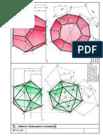 Solucion Lmina Bt II 220 Dodecaedro e Icosaedro 20092010