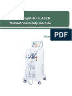 BM11S E-light IPLRF Laser PDT Machine