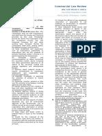 Securities Regulation Code Reviewer Comrev