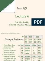 Basic+SQL