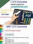 QNT 273 Academic Success/snaptutorial