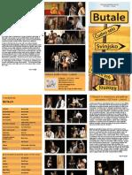 BUTALCI - gledališki list