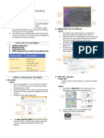 LESSON 7 Software Management Installing Software