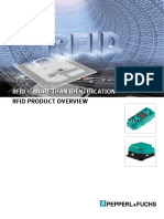 RFID PRODUCT OVERVIEW