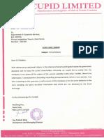 Press Release (Clarification) [Company Update]