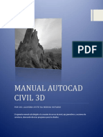 Manual Autocad Civil 3d
