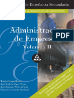 Mad Administracion Vol II