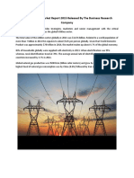 Utilities Global Market Report 2015 Released by the Business Research Company