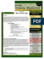 Parent Bulletin Issue 23 SY1516