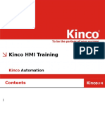 Training for HMI V1.0 20150127