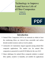 A Novel Technology to Improve Strength and Service Life of Natural Fiber Composites