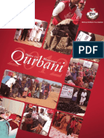 Share the Blessings of Qurbani - Minhaj Welfare Foundation