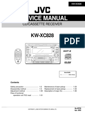 on jvc kd s535 wiring diagram