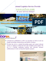 International express delivery