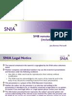 JoseBarreto SMB3 Remote File Protocol Revision