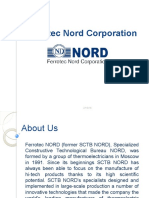Thermoelectric Material-Ferrotec Nord Corporation