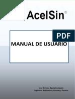 Manual AceL Sin