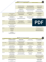 Revised Program for LLF 2016