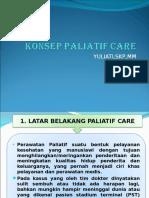 Konsep Paliatif Care Hhc 1