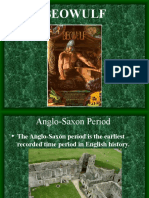 beowulf intro ppt
