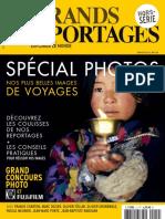Portada Dran Reportage 2016