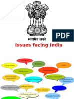 Issues Facing India New