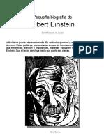 Bio Graf i a Einstein