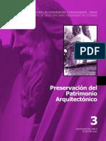 Preservacion Del Patrimonio Arquitectonico