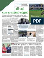 Sandro Mencucci Corriere Fiorentino 31-10-2009