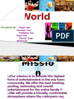 The Youth World- innovative business idea..
