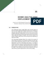 Seismic Analysis Using Displacement Loading