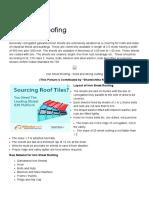 Iron Sheet Roofing - GharExpert.pdf
