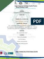 Inv. Expo Merca Unidad 2
