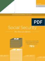 Social Security; The Choice of a Lifetime