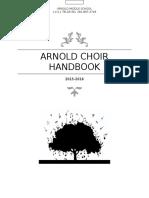 choir handbook 2015-2016 update