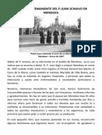 Padre Juan Schiavo - Siervo de Dios - Humilde Intercesor