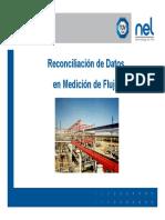 Reconciliacion de Datos en La Medicion de Flujo