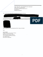 VEDP FOIA Response To Redskins Box Request