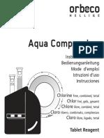 Comparator Chlorine146020