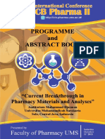 2nd ICB-Pharma ProgrammeAndAbstractBook