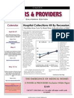 Payers & Providers – Issue of April 15, 2010