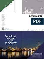 POSCO Catalogue_Electrical Steel_2013 (2)