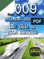 2009 ATRA Seminar Manual