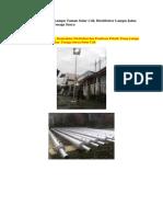 0822 4558 2777   Jual Lampu Taman Solar Cell, Distributor Lampu Jalan PJU, Lampu Taman Tenaga Surya